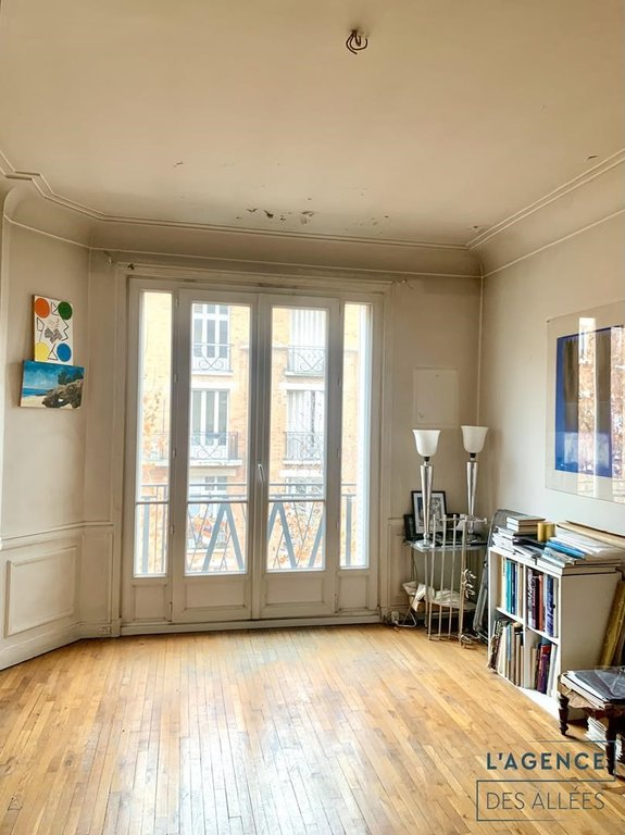 AVENUE ANATOLE FRANCE - 3/4 PIECES 77,41 M² EN ETAGE ELEVE D'UN IMMEUBLE ART DECO